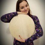 Danza con Tambor de Mano - Un latido que toda mujer lleva dentro...